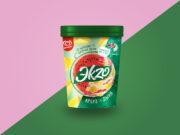 Мороженое Эkzо Арбуз-дыня ведро