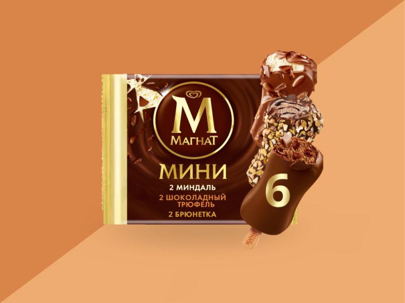 Мороженое Магнат Мини (Набор №2)