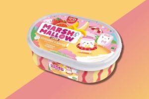 Мороженое Marsh&Mallow Клубника-Банан